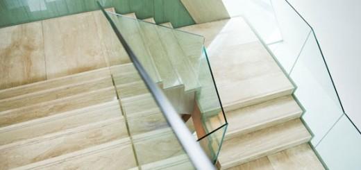 balustrada szklana - kraków